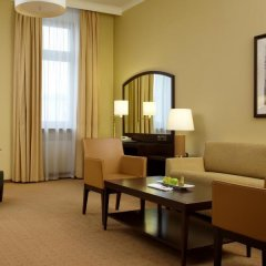 Гостиница Hilton Москва Ленинградская 5* Люкс с различными типами кроватей фото 8