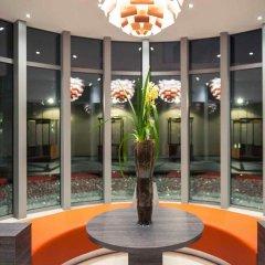 Отель Mercure Hotel Brussels Centre Midi Бельгия, Брюссель - отзывы, цены и фото номеров - забронировать отель Mercure Hotel Brussels Centre Midi онлайн интерьер отеля фото 3
