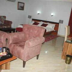 Отель Dannic Hotels Enugu комната для гостей фото 2