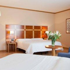Senator Parque Central Hotel комната для гостей
