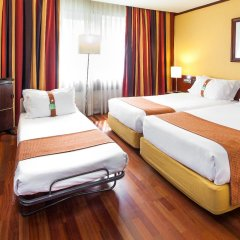 Отель Holiday Inn Lisbon Continental комната для гостей фото 4