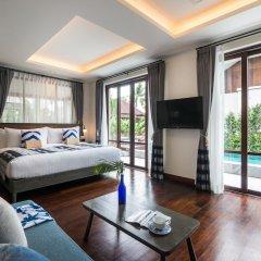 Отель The Pool Villas By Peace Resort Samui Таиланд, Самуи - отзывы, цены и фото номеров - забронировать отель The Pool Villas By Peace Resort Samui онлайн комната для гостей