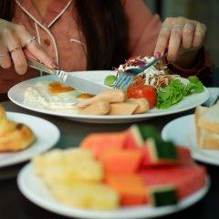 Отель Magnolias Ratchadamri Boulevard Бангкок питание фото 2