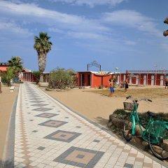 Hotel Capri Римини пляж фото 2