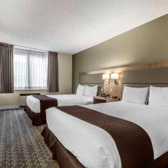 Отель Coast Vancouver Airport Канада, Ванкувер - отзывы, цены и фото номеров - забронировать отель Coast Vancouver Airport онлайн комната для гостей фото 4