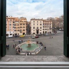 Отель La Dolce Vita Barberini Италия, Рим - отзывы, цены и фото номеров - забронировать отель La Dolce Vita Barberini онлайн ванная