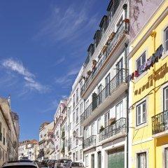 Отель Feeling Lisbon Pessoa Португалия, Лиссабон - отзывы, цены и фото номеров - забронировать отель Feeling Lisbon Pessoa онлайн фото 7
