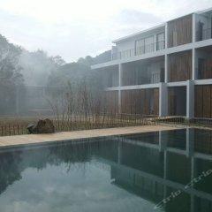 Отель 21 Resort бассейн фото 4