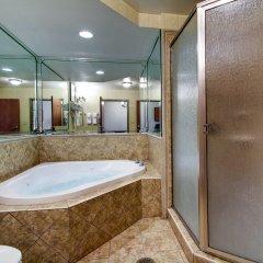 Отель Comfort Suites Vicksburg сауна