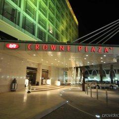Отель Crowne Plaza Jeddah парковка