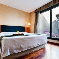 Hotel Villacarlos сейф в номере