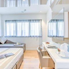 Отель MH Florence Hotel & Spa Италия, Флоренция - 2 отзыва об отеле, цены и фото номеров - забронировать отель MH Florence Hotel & Spa онлайн комната для гостей фото 4