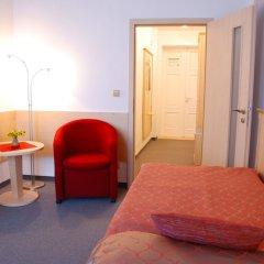 Lázenský hotel Sadový Pramen комната для гостей фото 2
