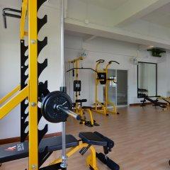 Отель Ruenthip Residence Pattaya фитнесс-зал