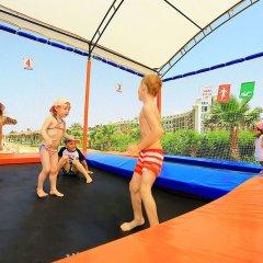 Отель Lyra Resort - All Inclusive Сиде фитнесс-зал фото 3