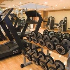 Radisson Blu Park Hotel, Athens Афины фитнесс-зал