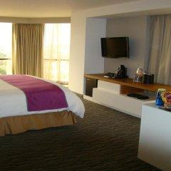 Отель Presidente Intercontinental Guadalajara Гвадалахара комната для гостей фото 3