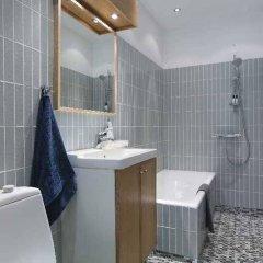 Отель Copenhagen Дания, Копенгаген - 2 отзыва об отеле, цены и фото номеров - забронировать отель Copenhagen онлайн ванная