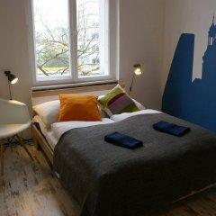 Отель Tenement House Познань комната для гостей фото 3