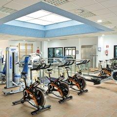 Отель Apartamentos Alday фитнесс-зал фото 2