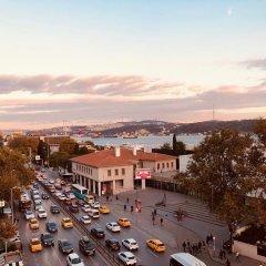 Meydan Besiktas Otel Турция, Стамбул - отзывы, цены и фото номеров - забронировать отель Meydan Besiktas Otel онлайн балкон