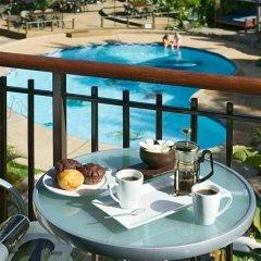Отель Mercure Nadi Фиджи, Вити-Леву - отзывы, цены и фото номеров - забронировать отель Mercure Nadi онлайн балкон