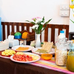 FoRest Bed & Brunch - Hostel Бангкок питание фото 3