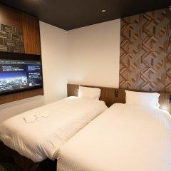 Отель Henn na Hotel Tokyo Akasaka Япония, Токио - отзывы, цены и фото номеров - забронировать отель Henn na Hotel Tokyo Akasaka онлайн комната для гостей фото 3
