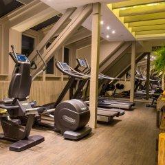 Отель Hilton Cologne Кёльн фитнесс-зал фото 3