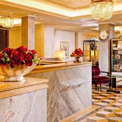 Отель Schweizerhof Zürich спа