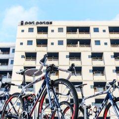 Отель Od Port Portals спортивное сооружение