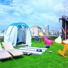 Гостиница Zvezda Rooftop Camping пляж фото 2