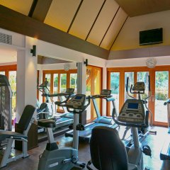 Отель Holiday Inn Resort Phuket Mai Khao Beach пляж Май Кхао фитнесс-зал фото 2