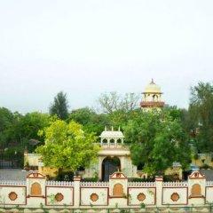 Отель Chokhi Dhani Resort Jaipur фото 4
