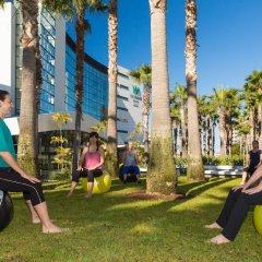 Отель Vidamar Resort Madeira - Half Board Only Португалия, Фуншал - отзывы, цены и фото номеров - забронировать отель Vidamar Resort Madeira - Half Board Only онлайн фитнесс-зал фото 2