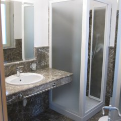 Отель Panoramic Италия, Джардини Наксос - отзывы, цены и фото номеров - забронировать отель Panoramic онлайн ванная