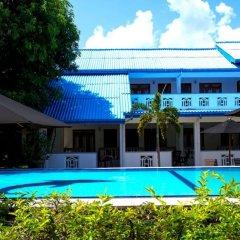 Отель Ariyana Wellness Retreat Yala бассейн