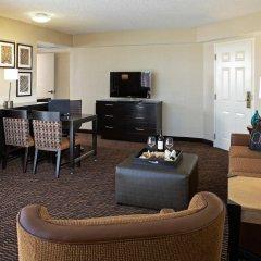 Отель Embassy Suites Los Angeles - International Airport/North США, Лос-Анджелес - отзывы, цены и фото номеров - забронировать отель Embassy Suites Los Angeles - International Airport/North онлайн комната для гостей фото 3