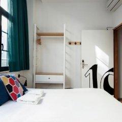 Отель Koba Hostel Испания, Сан-Себастьян - отзывы, цены и фото номеров - забронировать отель Koba Hostel онлайн комната для гостей фото 3