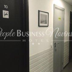 Гостиница PEOPLE Business Novinsky интерьер отеля фото 8