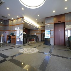 Отель Route-Inn Oita Ekimae Ойта интерьер отеля