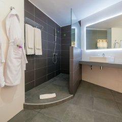 Отель Checkin Bungalows Atlantida ванная