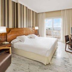 Отель Elba Motril Beach & Business Resort Испания, Мотрил - отзывы, цены и фото номеров - забронировать отель Elba Motril Beach & Business Resort онлайн комната для гостей фото 2