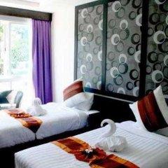 The Sand Beach Hotel Pattaya комната для гостей фото 4