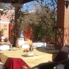 Отель Le Petit Riad Марокко, Уарзазат - отзывы, цены и фото номеров - забронировать отель Le Petit Riad онлайн питание фото 3