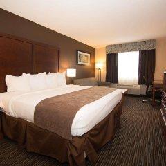 Отель Best Western Port Columbus США, Колумбус - отзывы, цены и фото номеров - забронировать отель Best Western Port Columbus онлайн комната для гостей фото 3
