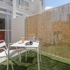 Hotel Playasol Cala Tarida балкон