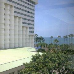 Отель Jomtien Good Luck Apartment Таиланд, Паттайя - отзывы, цены и фото номеров - забронировать отель Jomtien Good Luck Apartment онлайн балкон