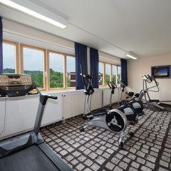 Отель Commundo Tagungshotel Hamburg Германия, Гамбург - отзывы, цены и фото номеров - забронировать отель Commundo Tagungshotel Hamburg онлайн фитнесс-зал фото 2