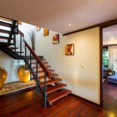 Отель Katamanda Villa 3BR with Private Pool E5 пляж Ката комната для гостей фото 4